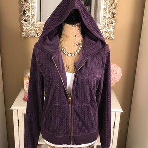 * SET * Juicy Couture Purple Velour Track Suit